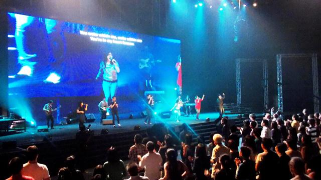 Praise and Worship at CHCKL