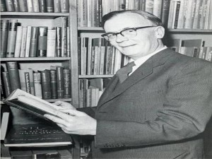 Professor J B Phillips