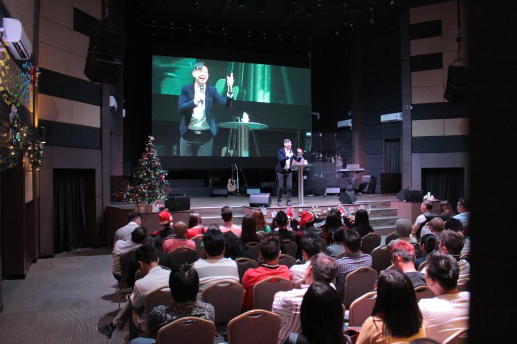 Sermon Seremban 22 Dec