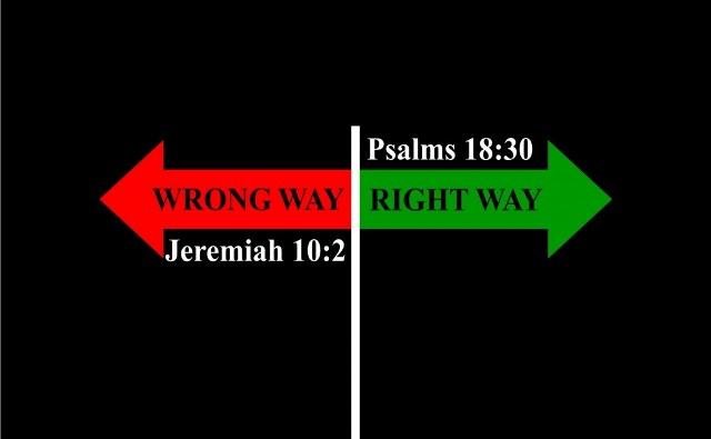 WRONG_WAY__The_Heathens_Way__RIGHT_WAY__The_Most_High_Gods_Way_-_Jeremiah_10_verse_2__Psalms_18_verse_30-1024x632
