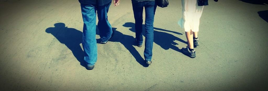 Walking Process Life Desteni