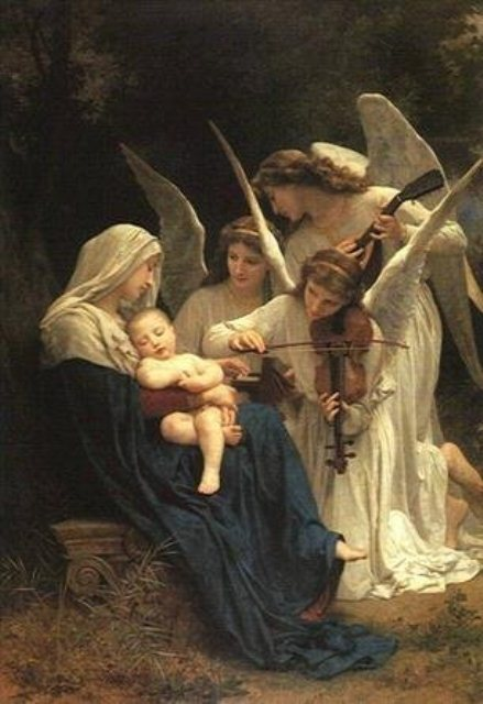 baby-jesus-with-angels