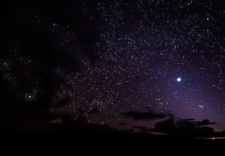 Sky Morning Star Bright And Morning Star
