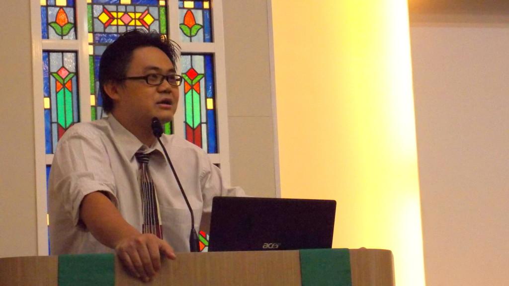 Brother Alwyn Lau