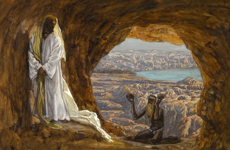 Jesus_Tempted_in_the_Wilderness_(Jésus_tenté_dans_le_désert)_-_James_Tissot_-_overall