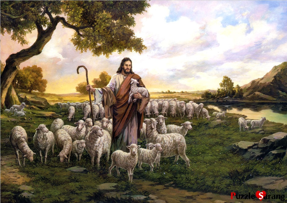 Jesusmyshepherd