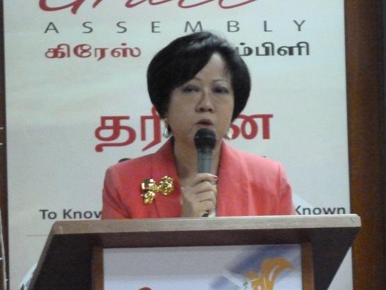 Dr Peggy Wong