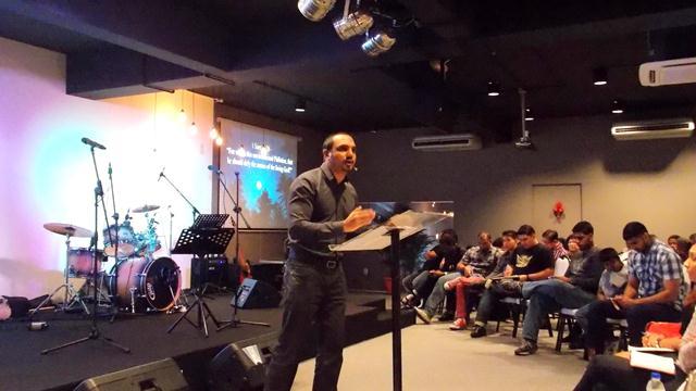 Pastor Clarance Shashi