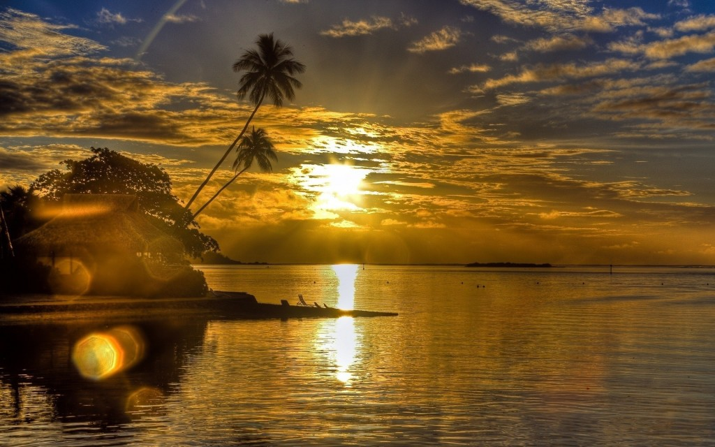 Sunrise-Beach-Tropical
