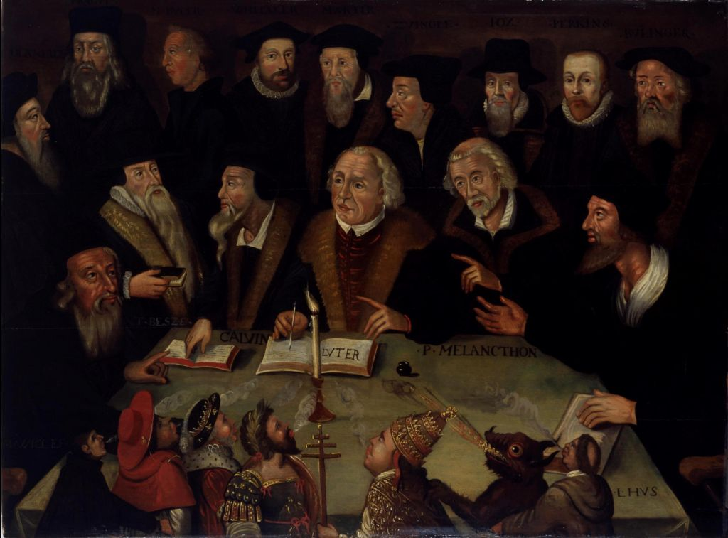 protestant reformation While reformation day is celebrated annually among some protestants, especially in germany, the nature of this anniversary has brought debate over luther and the protestant reformation more.