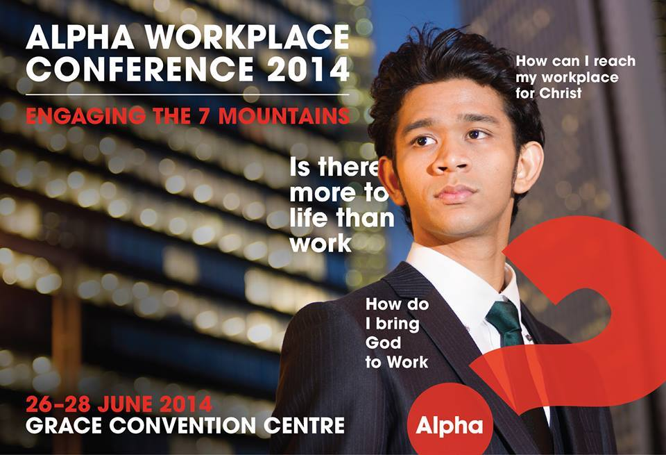 Alpha Workplace Conference