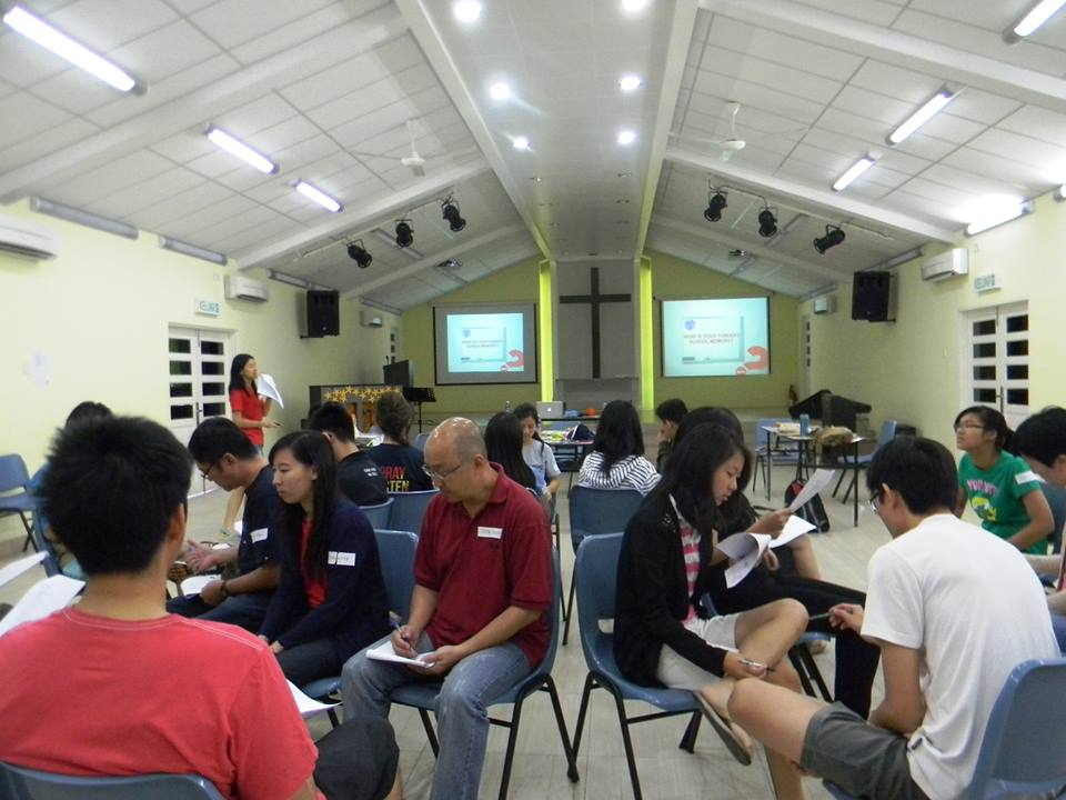 Alpha Youth Team Training Session 2