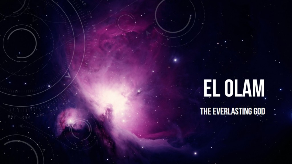 El-Olam-The-Everlasting-God