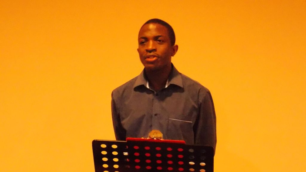 Pastor Robert Ssesanga from Uganda