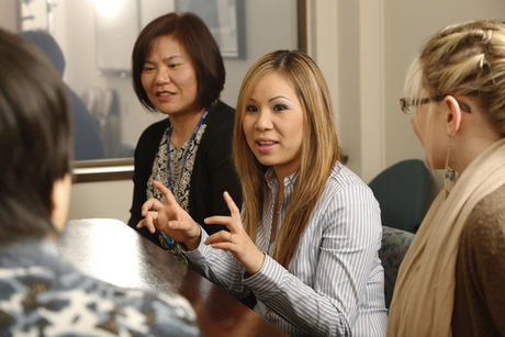 Asian Counseling Services Round Table