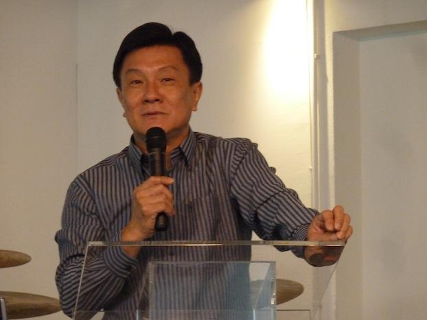 Pr Dr Nicholas Wu of the Mustard Seed Company