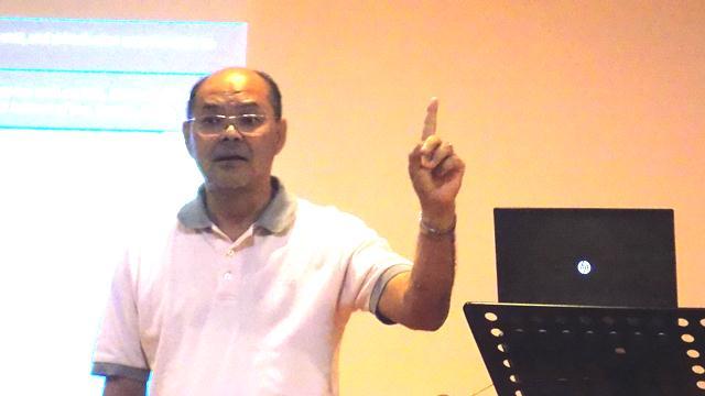 Pastor Reggie Lee