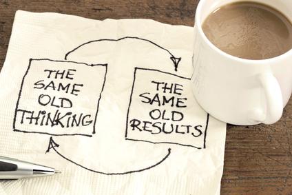 same-thinking-same-results