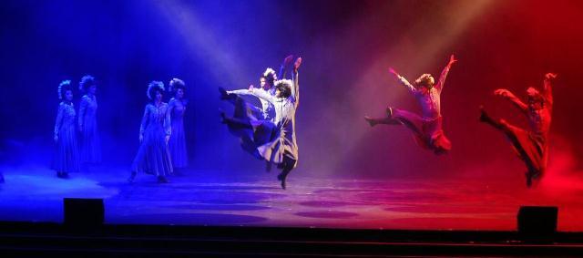 Exuberant Dance