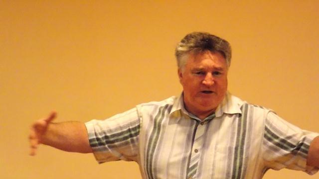 Pastor Jim Mclaughlan
