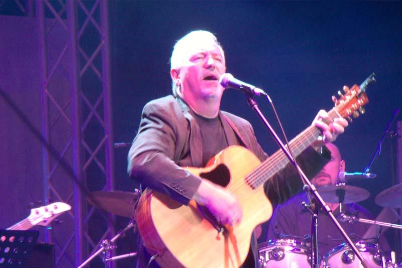 Paul Wilbur in Concert