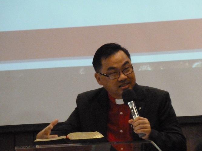 Rev Ezra Yew