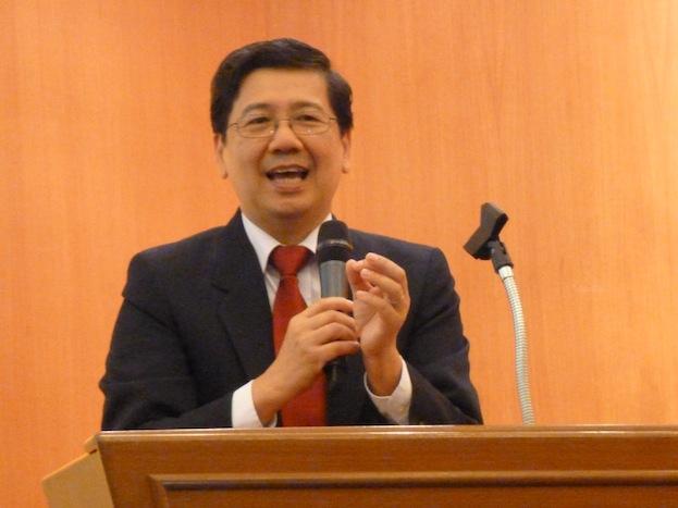 Sr Pr Kenneth Lee of Cheras Baptist Church