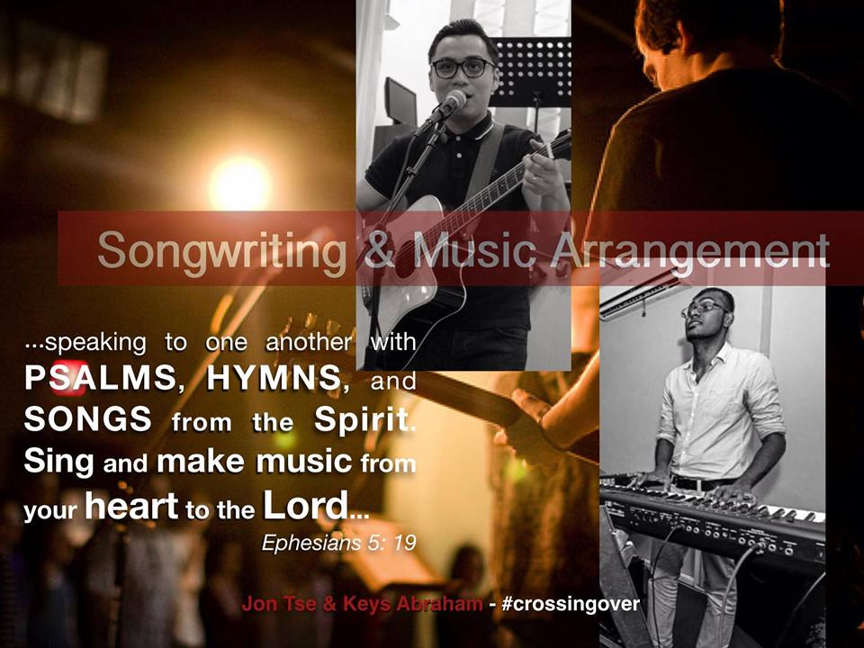 Songwriting and Music Arrangement workshop