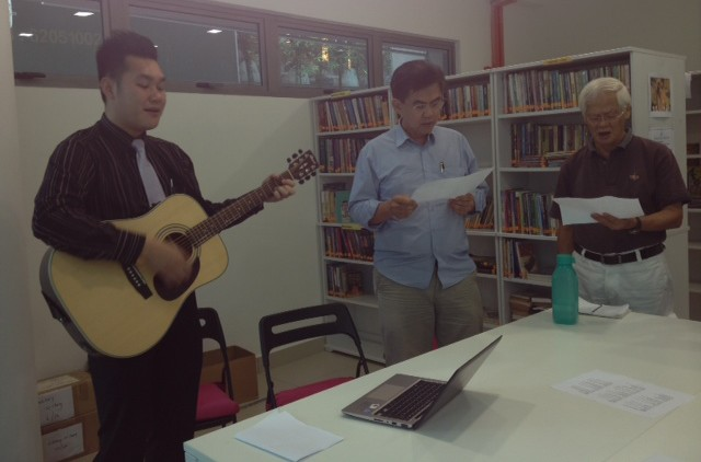 From left to right: Rogers Sek, HP Lim, Robert Tan