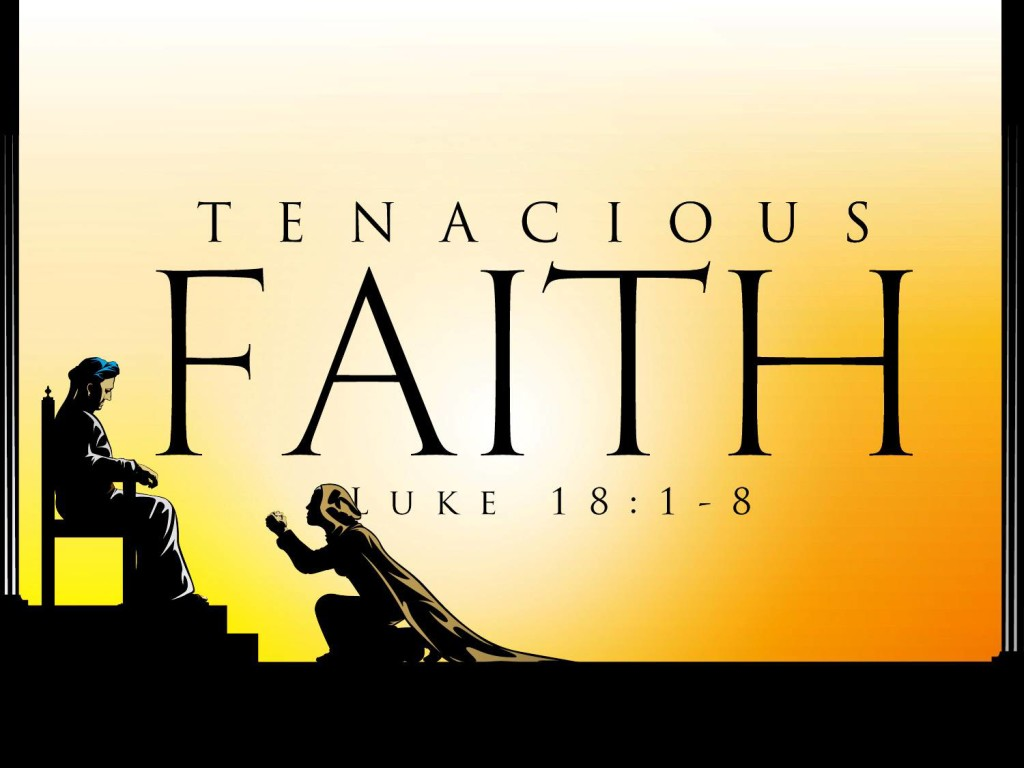 tenacious-faith