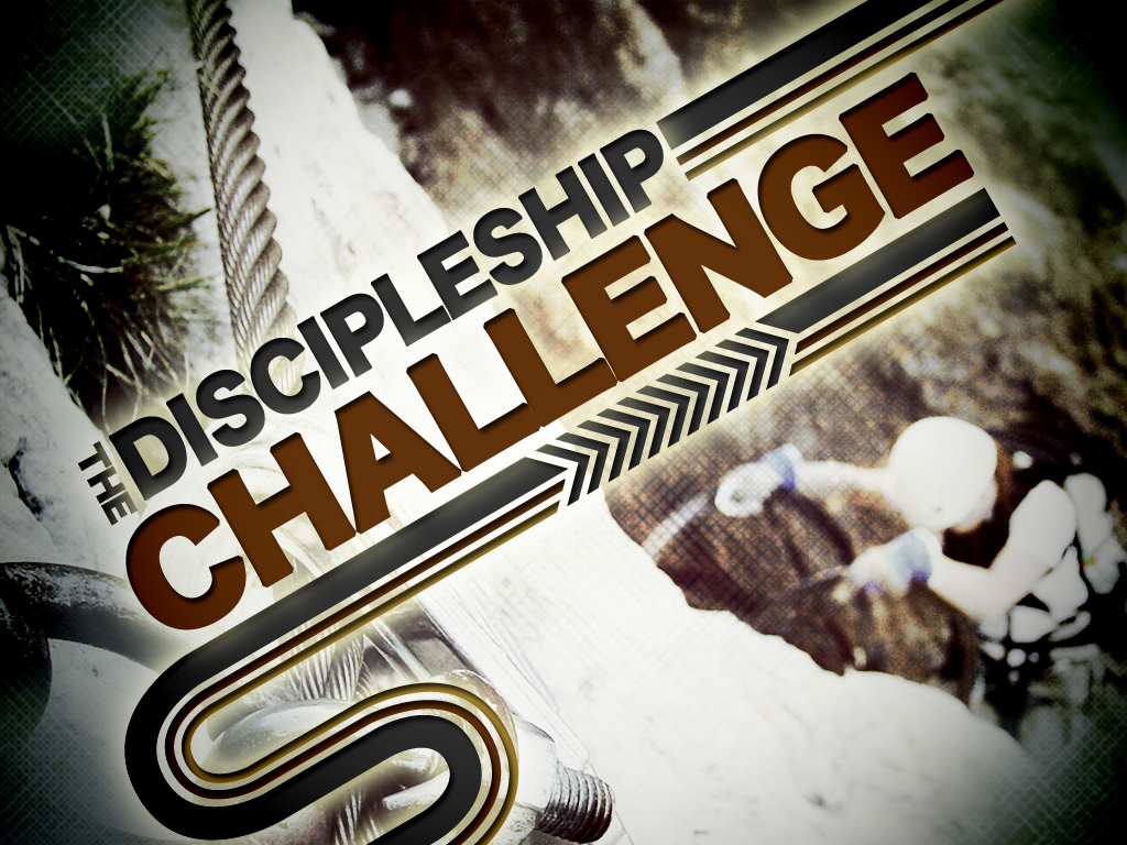 the-discipleship-challenge-title