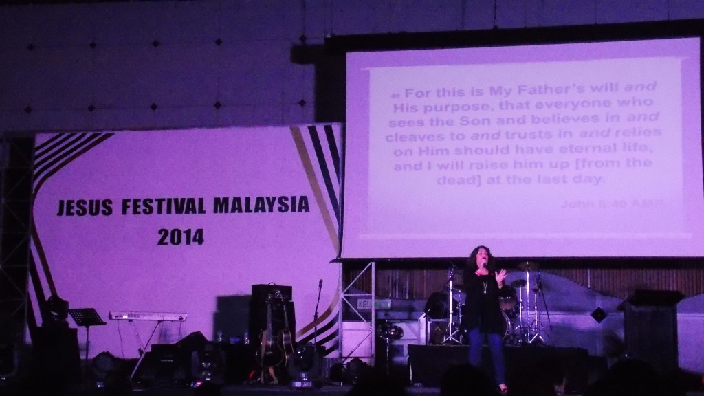 Pastor Michelle Dela Pena