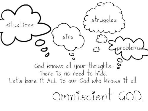 omnisceint god