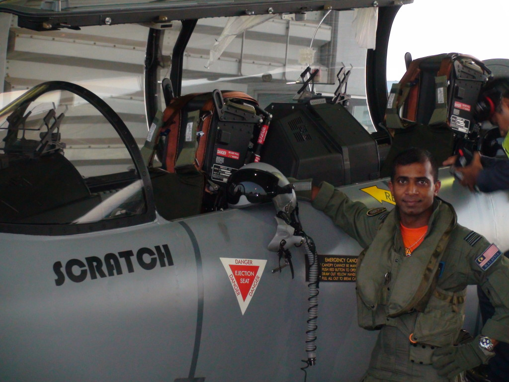 4 - Fighter Pilot at Work