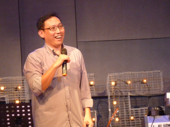 Sr Pr Timothy Loh of Eaglepoint Church, Puchong