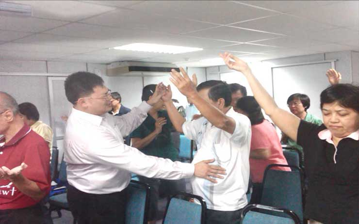 SEGM ministry