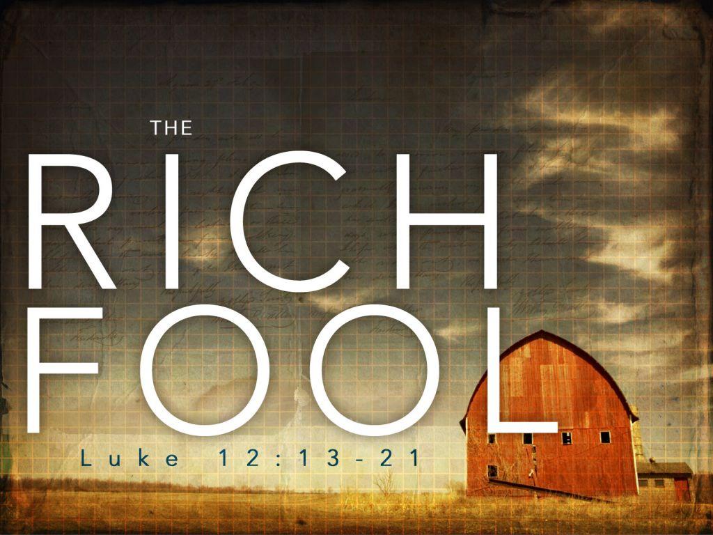 the-rich-fool