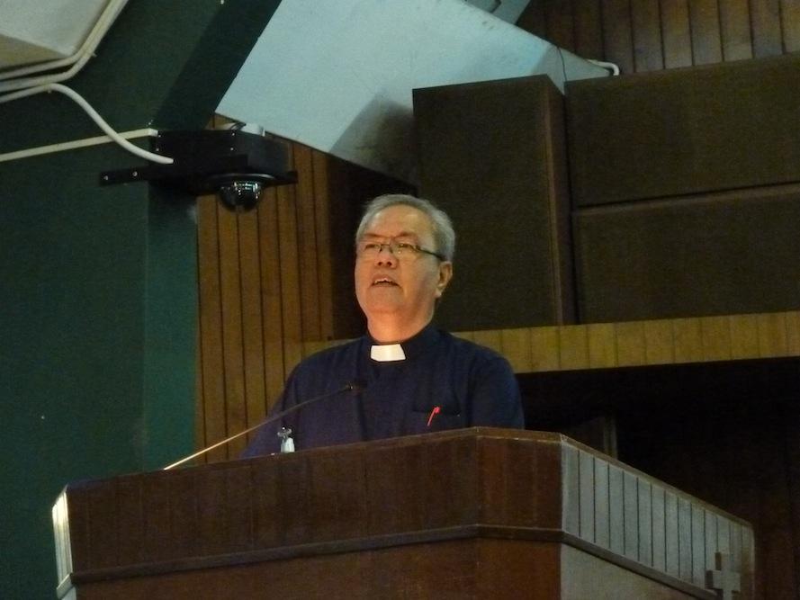 Rev Dr Timothy Ong