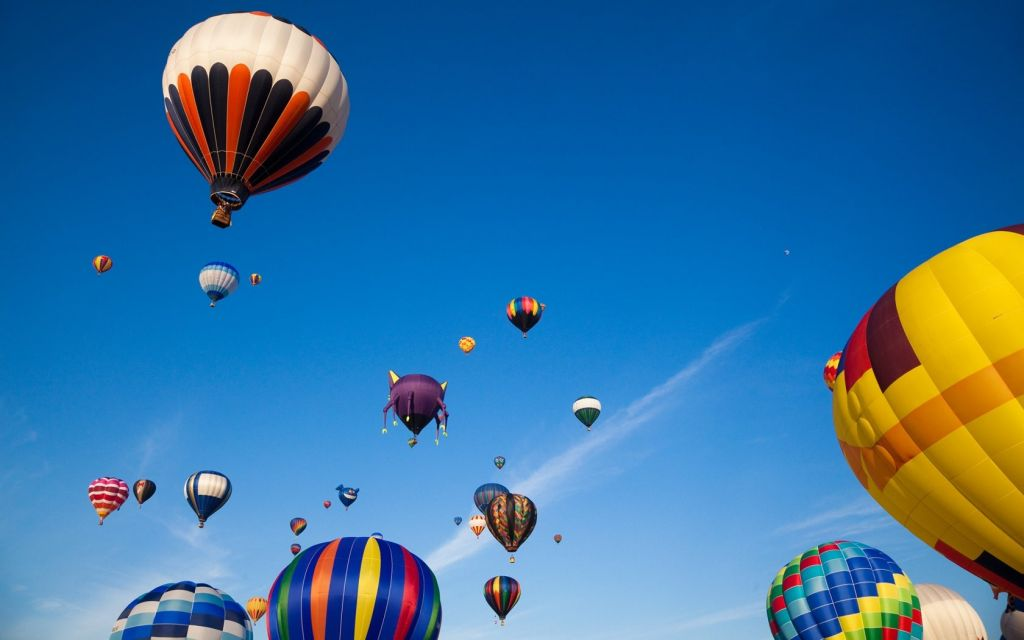 peace Colorful_hot_air_balloons_in_sky_01_1680x1050
