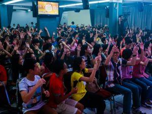 吉隆坡非拉铁非教会梦の工厂 (Dream Factory) Young & Free 营会:自由,不再是说说而已!