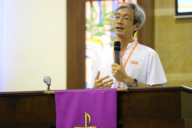 Wong Young Soon, Executive Director of CARE