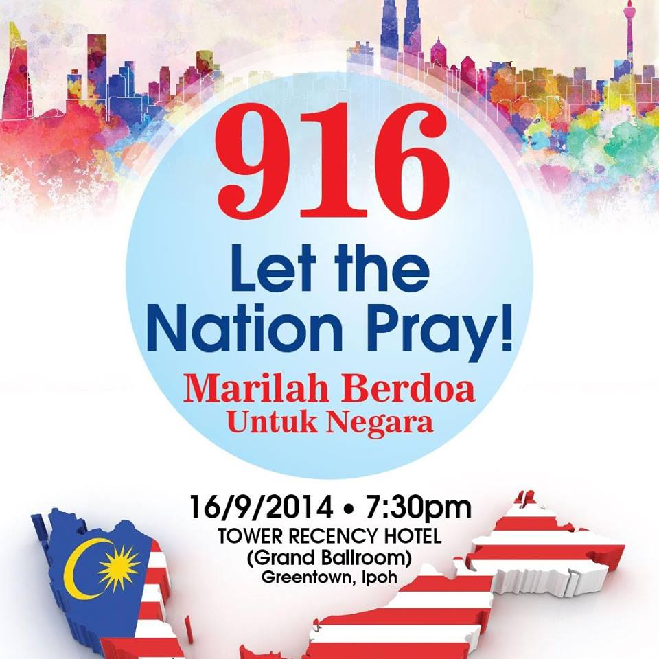 916 let the nation pray
