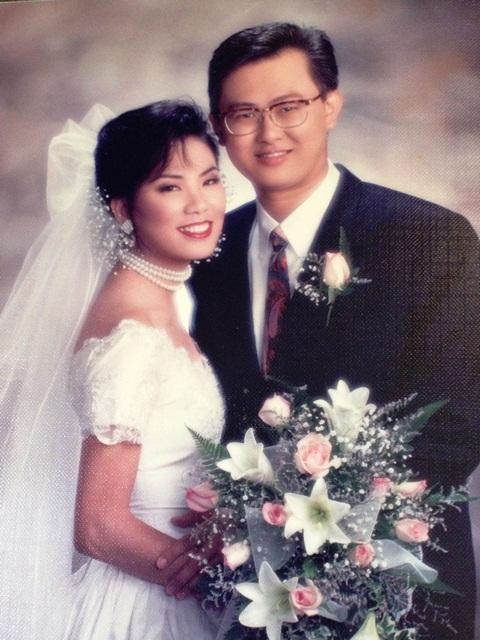 Loo Ann and Kenneth's wedding photo