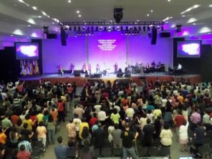 United To Transform Prayer Conference, Glad Tidings PJ