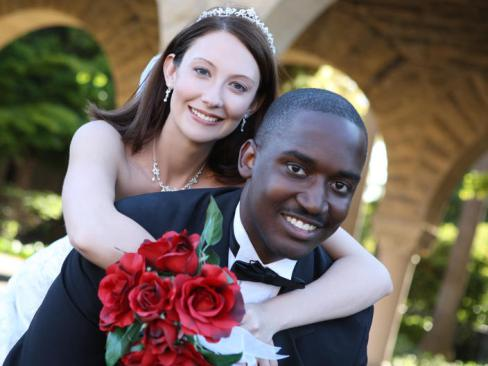 interracial-newlyweds