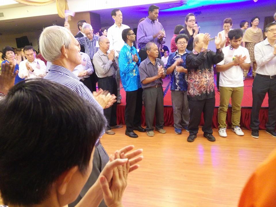 representatives from each community in Perak