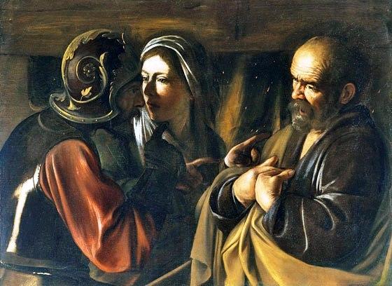 5-Caravaggio-Denial