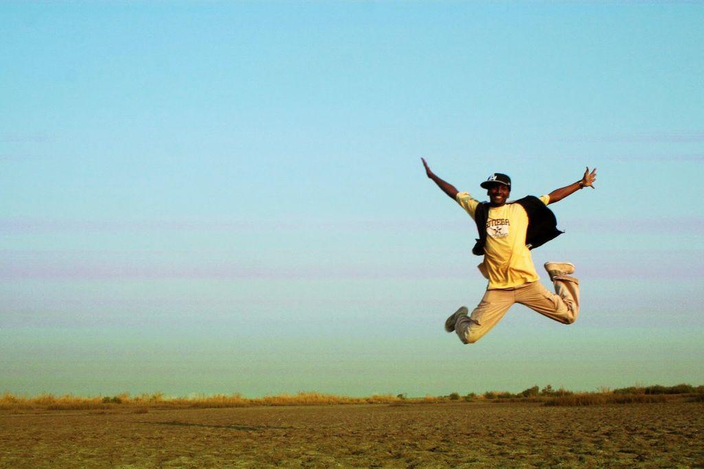 JUMP STIR UP