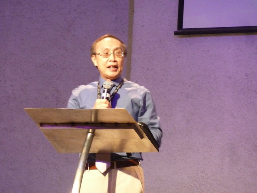 Pastor Lee Kuan Ming