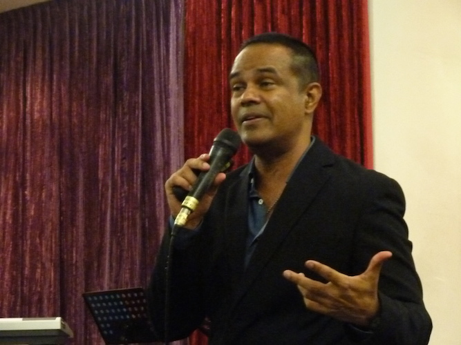 Pastor Malcolm Lloyd Atkinson